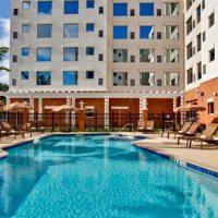 Hotel Hyatt Summerfield Suites Fort Lauderdale Airport
