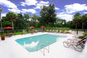 Hotel Hampton Inn Gainesville Fl