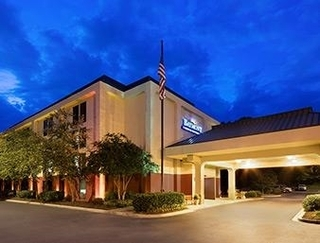 Hotel Hampton Inn-haywood Rd Greenville Sc