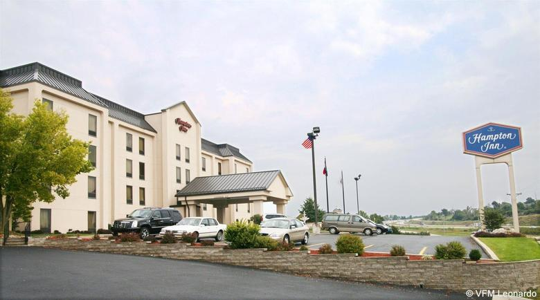 Hotel Hampton Inn Jefferson City At Capital Mall