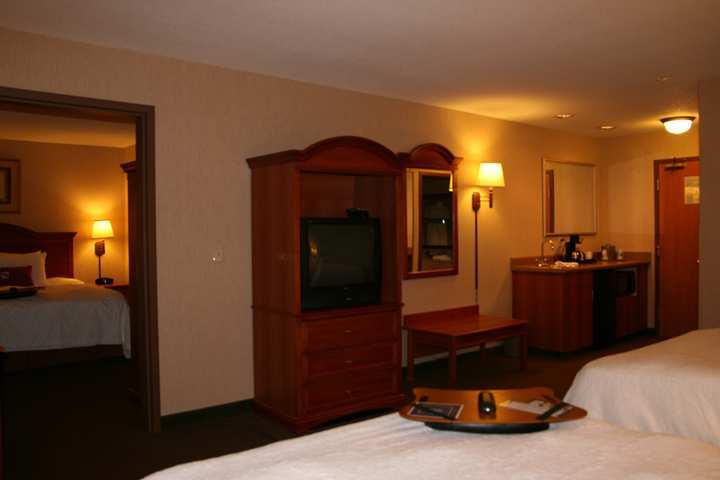 Hotel Hampton Inn Rapid City Sd