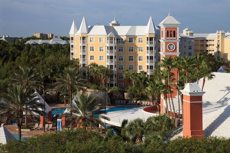 Hotel Hilton Grand Vacations Suites At Seaworld