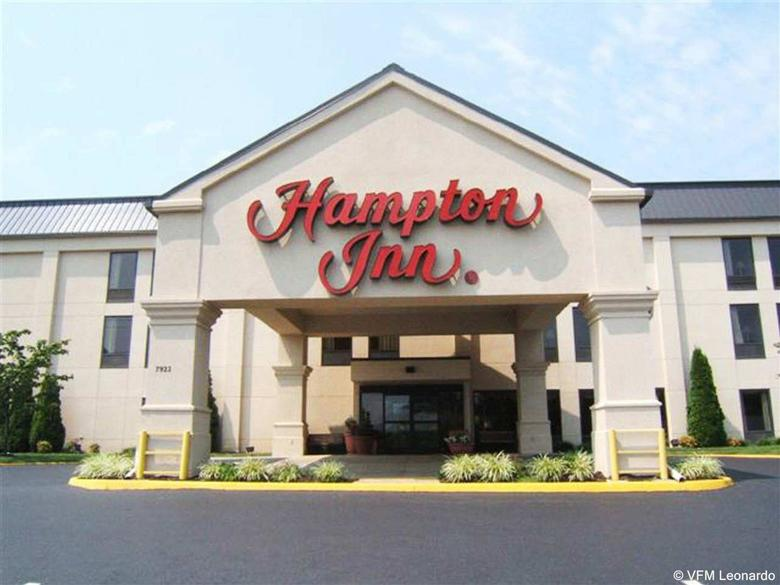 Hotel Hampton Inn Roanoke-hollins/i-81