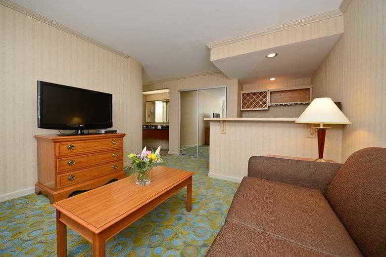 Hotel Best Western Executive Suites