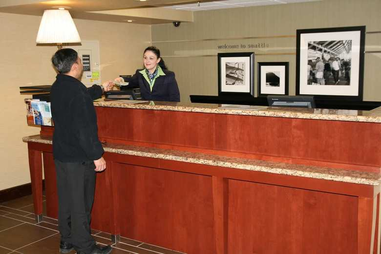 Hotel Hampton Inn Seattle/airport