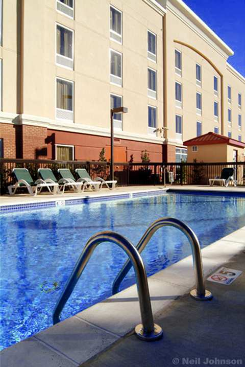 Hotel Hampton Inn Shreveport Airport La