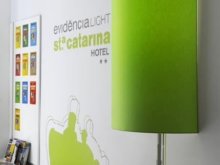 Evidencia Light Sta. Catarina Hotel