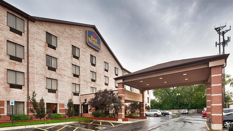 Hotel Best Western Inn  Suites - Midway Airport