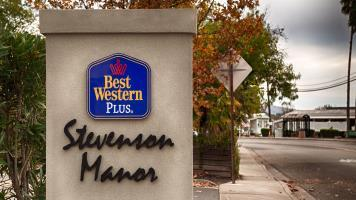 Hotel Best Western Stevenson Manor Inn