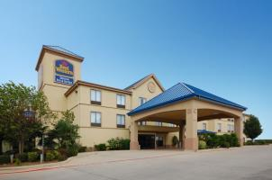 Hotel Best Western Denton Inn & Suites