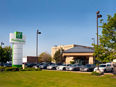 Hotel Holiday Inn Chicago Elk Grove Village