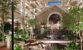 Hotel Embassy Suites Lombard Oak Brook