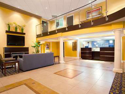 Hotel Holiday Inn Express Chicago St Charles