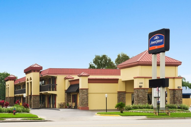Hotel Howard Johnson Inn Airport Florida Mall