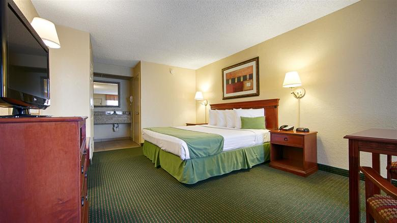 Hotel Best Western Orlando East Inn & Suites