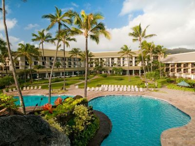 Hotel Hilton Kauai Beach Resort