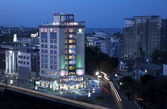 Hotel Holiday Inn Dar Es Salaam City Centre