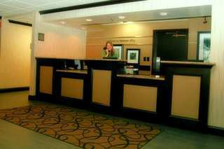 Hotel Hampton Inn Kansas City-airport
