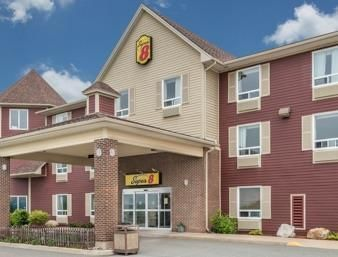 Hotel Super 8 Windsor