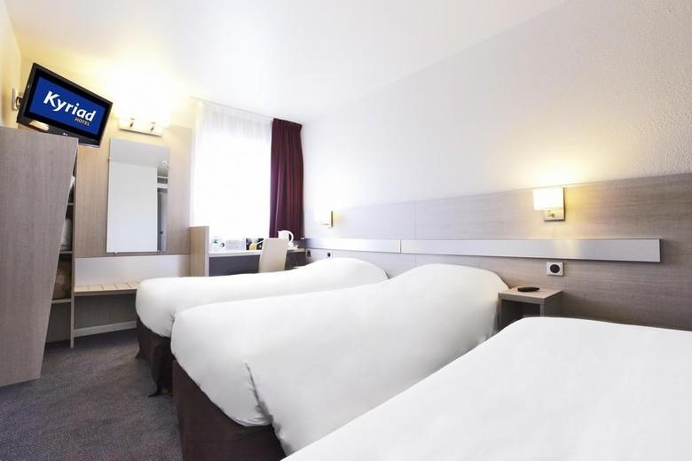 Hotel Kyriad Porte Ivry