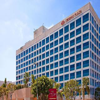 Hotel Crown Plaza Los Angeles Harbor