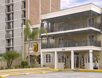 Hotel Super 8 New Orleans