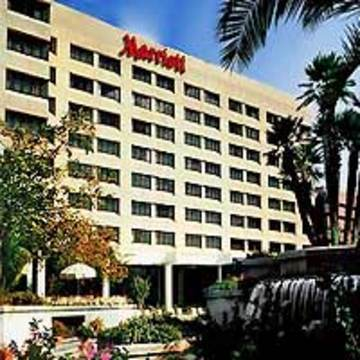 Hotel Long Beach Marriott