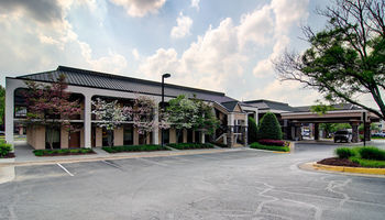 Hotel Best Western Dulles Airport
