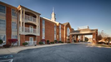 Hotel Best Western Plus Inn At Hunt Ridge