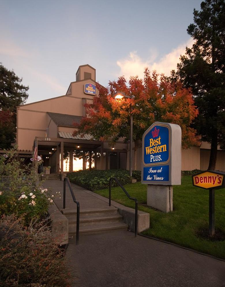 Hotel Best Western Inn At The Vines
