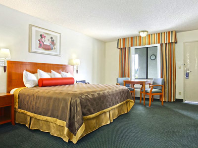 Hotel Travelodge Anaheim On Disneyland Drive