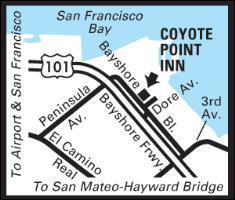 Hotel Best Western Coyote Point Inn