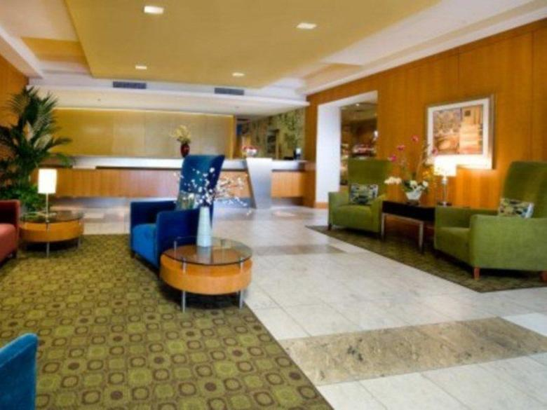 Hotel Crowne Plaza San Francisco Int¿l Airport