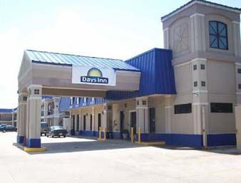 Hotel Days Inn New Orleans