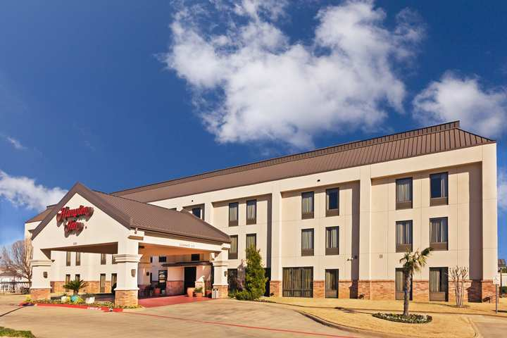 Hotel Hampton Inn Paris Tx