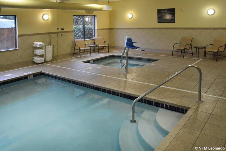 Hotel Hampton Inn Medford Or