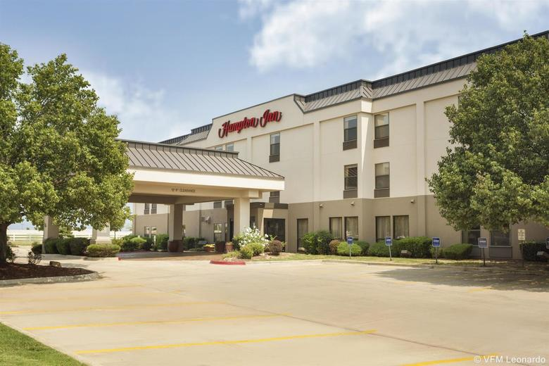 Hotel Hampton Inn Shawnee