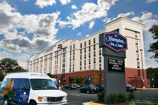 Hotel Hampton Inn Alexandria Old Town Area South