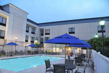 Hotel Hampton Inn Princeton Nj