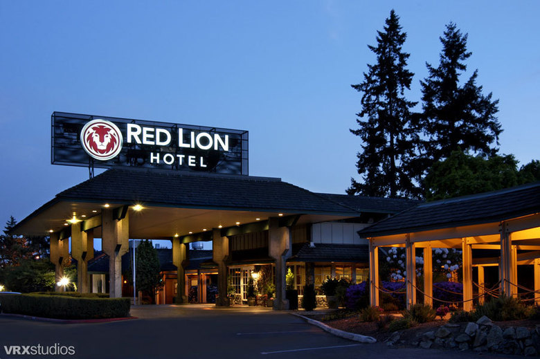 Hotel Red Lion Bellevue