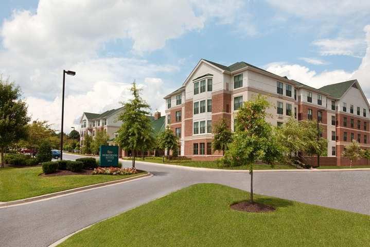 Hotel Homewood Suites By Hilton Columbia Md