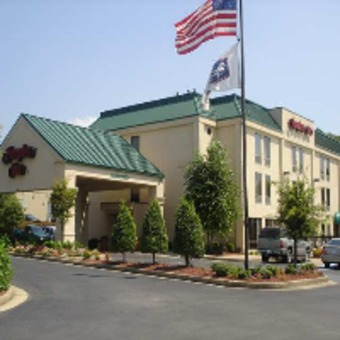 Hotel Hampton Inn Greeneville