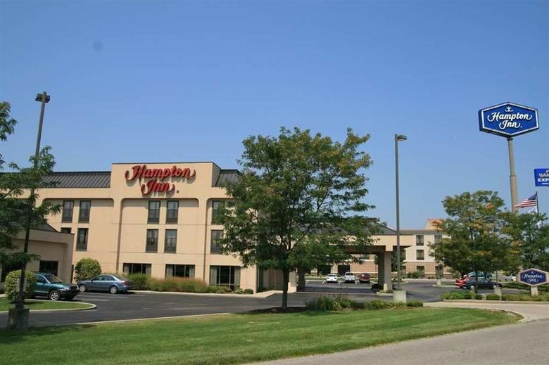 Hotel Hampton Inn Seymour