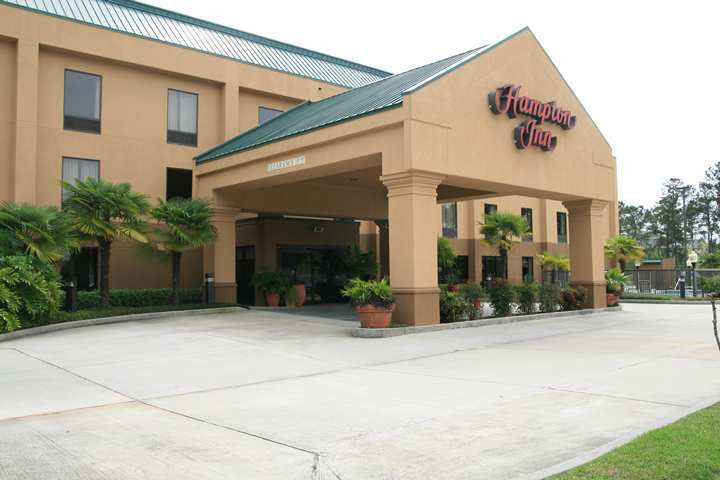 Hotel Hampton Inn Covington La