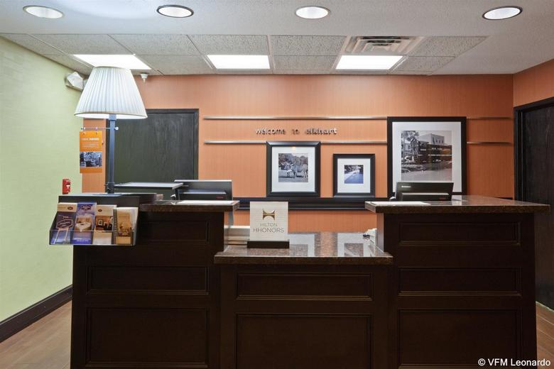 Hotel Hampton Inn Elkhart In