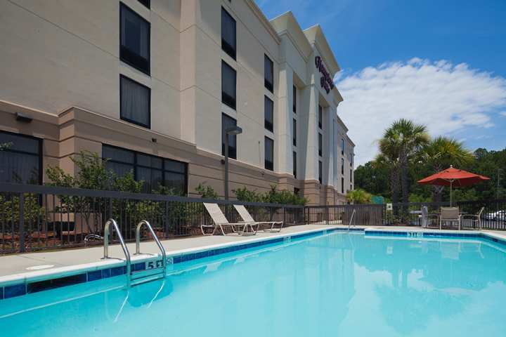 Hotel Hampton Inn Moss Point Ms