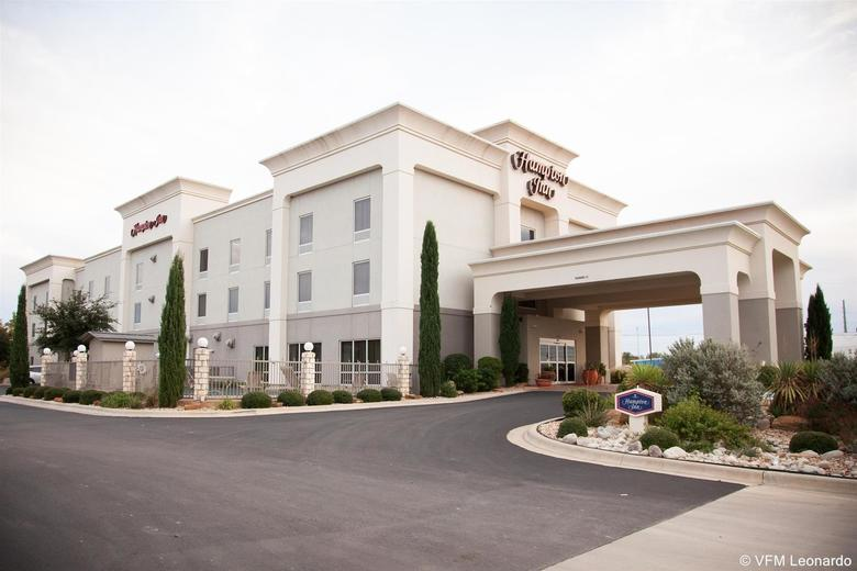 Hotel Hampton Inn Brownwood Tx