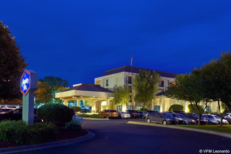 Hotel Hampton Inn Rockford