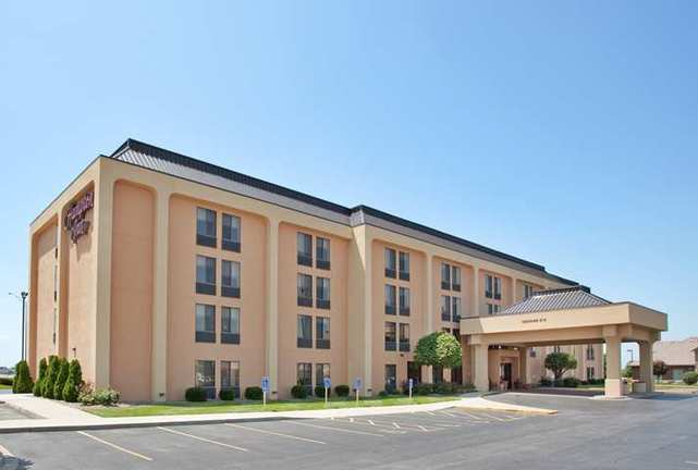 Hotel Hampton Inn Kansas Cityliberty