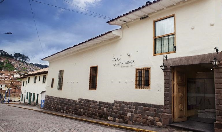 Hotel Boutique Andean Wings Boutique Hotel